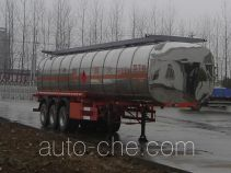 Xingyang XYZ9402GRYA flammable liquid tank trailer