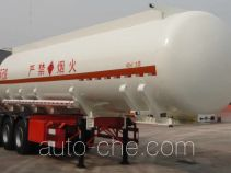 Xingyang XYZ9404GRY flammable liquid tank trailer