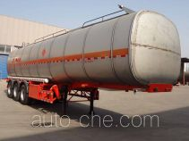 Xingyang XYZ9407GRYD flammable liquid tank trailer
