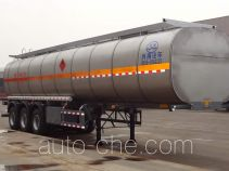 Xingyang XYZ9407GRYE flammable liquid tank trailer