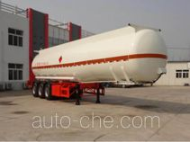 Xingyang XYZ9408GRYA1 flammable liquid tank trailer