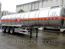 Xingyang XYZ9409GRY flammable liquid aluminum tank trailer