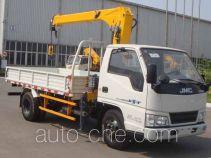 XCMG XZJ5042JSQL4 truck mounted loader crane