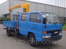 XCMG XZJ5050JSQL truck mounted loader crane