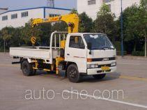 XCMG XZJ5051JSQL truck mounted loader crane
