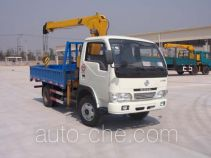 XCMG XZJ5061JSQD truck mounted loader crane