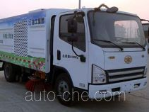 XCMG XZJ5080TSLCBEV electric street sweeper truck
