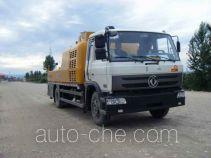 XCMG XZJ5120THB truck mounted concrete pump