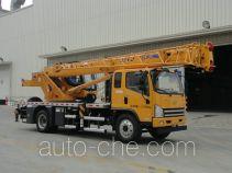 XCMG  QY8 XZJ5127JQZ8 truck crane