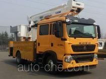 XCMG XZJ5141JGKZ5 aerial work platform truck