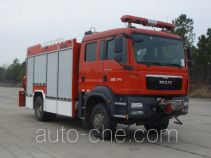 XCMG XZJ5141TXFJY120 fire rescue vehicle