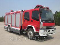 XCMG XZJ5150GXFAP50 пожарный автомобиль тушения пеной класса А