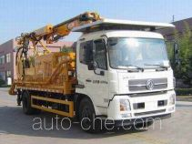 XCMG concrete spraying truck