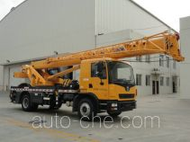 XCMG  QY12 XZJ5167JQZ12 truck crane