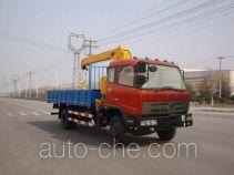 XCMG XZJ5167JSQD truck mounted loader crane