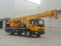XCMG  QY12 XZJ5169JQZ12 truck crane