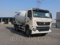 XCMG XZJ5251GJBAM concrete mixer truck