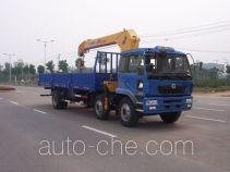 XCMG XZJ5251JSQX truck mounted loader crane
