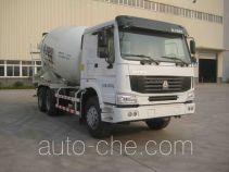 XCMG XZJ5253GJBA1 concrete mixer truck