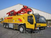 XCMG XZJ5260TPJ автомобильная торкетная установка