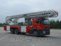 XCMG XZJ5295JXFDG40/C1 aerial platform fire truck