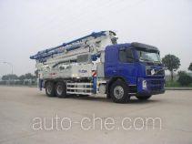 XCMG XZJ5300THB37C concrete pump truck