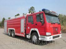 XCMG XZJ5310GXFPM140 пожарный автомобиль пенного тушения