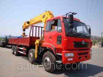 XCMG XZJ5311JSQX truck mounted loader crane