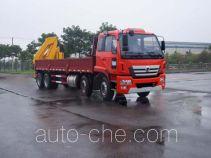 XCMG XZJ5312JSQX truck mounted loader crane