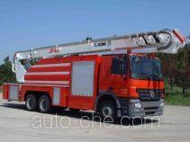 XCMG XZJ5321JXFJP42 high lift pump fire engine