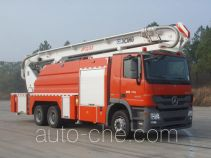XCMG XZJ5322JXFJP32/A1 high lift pump fire engine