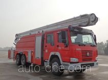 XCMG XZJ5326JXFJP25/B2 high lift pump fire engine
