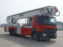 XCMG XZJ5332JXFDG53/C1 aerial platform fire truck