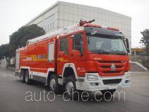 徐工牌XZJ5411JXFJP20/B3型举高喷射消防车