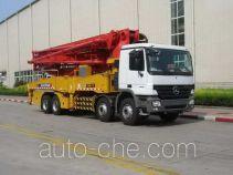 XCMG XZJ5415THB48C concrete pump truck