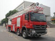 XCMG XZJ5420JXFJP72 автомобиль пожарный с насосом высокого давления