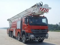 XCMG XZJ5492JXFJP72/S1 high lift pump fire engine