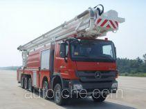 XCMG XZJ5492JXFJP72/S1 автомобиль пожарный с насосом высокого давления