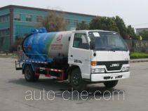 Zhongjie XZL5060GXWJ4 sewage suction truck