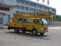 Zhongjie XZL5060JGK5E aerial work platform truck