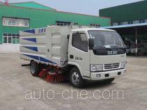 Zhongjie XZL5070TSL5 street sweeper truck