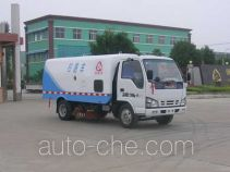 Zhongjie XZL5070TSLQ4 street sweeper truck