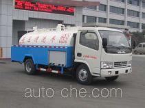 Zhongjie XZL5071GQX5 street sprinkler truck