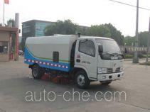 Zhongjie XZL5071TSL4 street sweeper truck