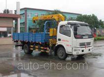 Zhongjie XZL5080JSQ5 грузовик с краном-манипулятором (КМУ)