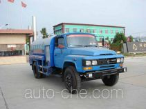 Zhongjie XZL5102GQX3 high pressure road washer truck