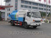 Zhongjie XZL5110GQX5 sewer flusher truck