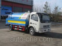 Zhongjie XZL5112GQW5 sewer flusher and suction truck