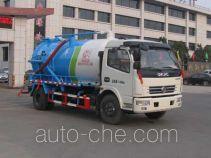 Zhongjie XZL5112GXW5 sewage suction truck
