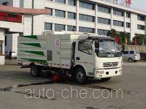 Zhongjie XZL5112TXS5 street sweeper truck